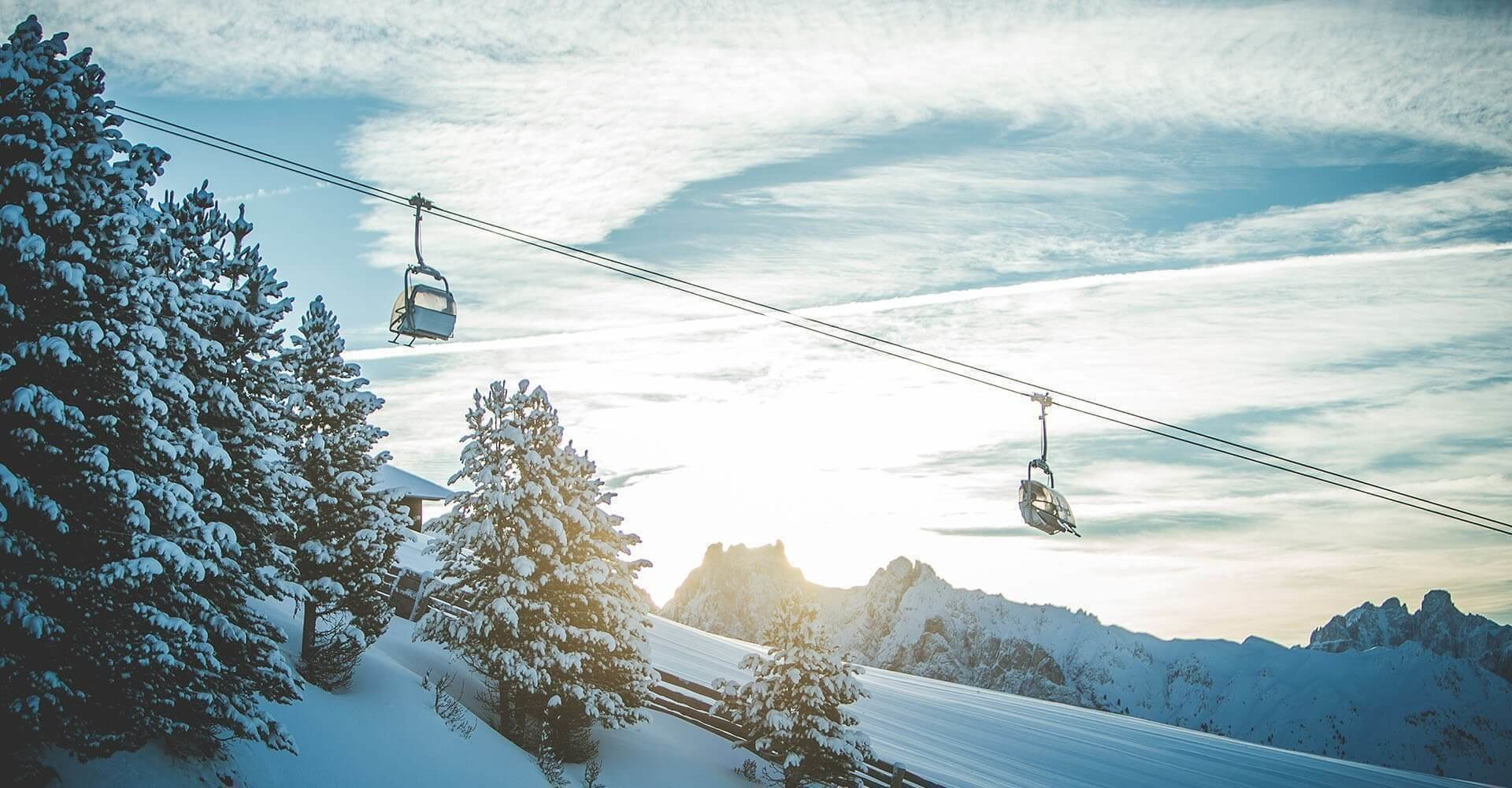 Hoferhof Brixen | Winterzauber im Eisacktal/Südtirol in den Dolomiten
