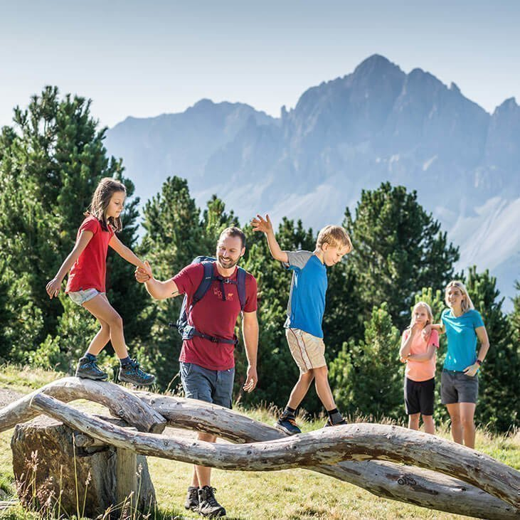 Maso Hoferhof in Alto Adige | Villeggiatura estiva sulla Plose in Valle Isarco