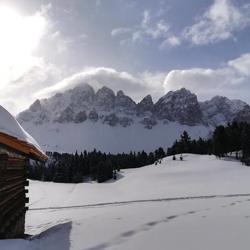 Hoferhof Bressanone/Plose |Winter Holidays in South Tyrol