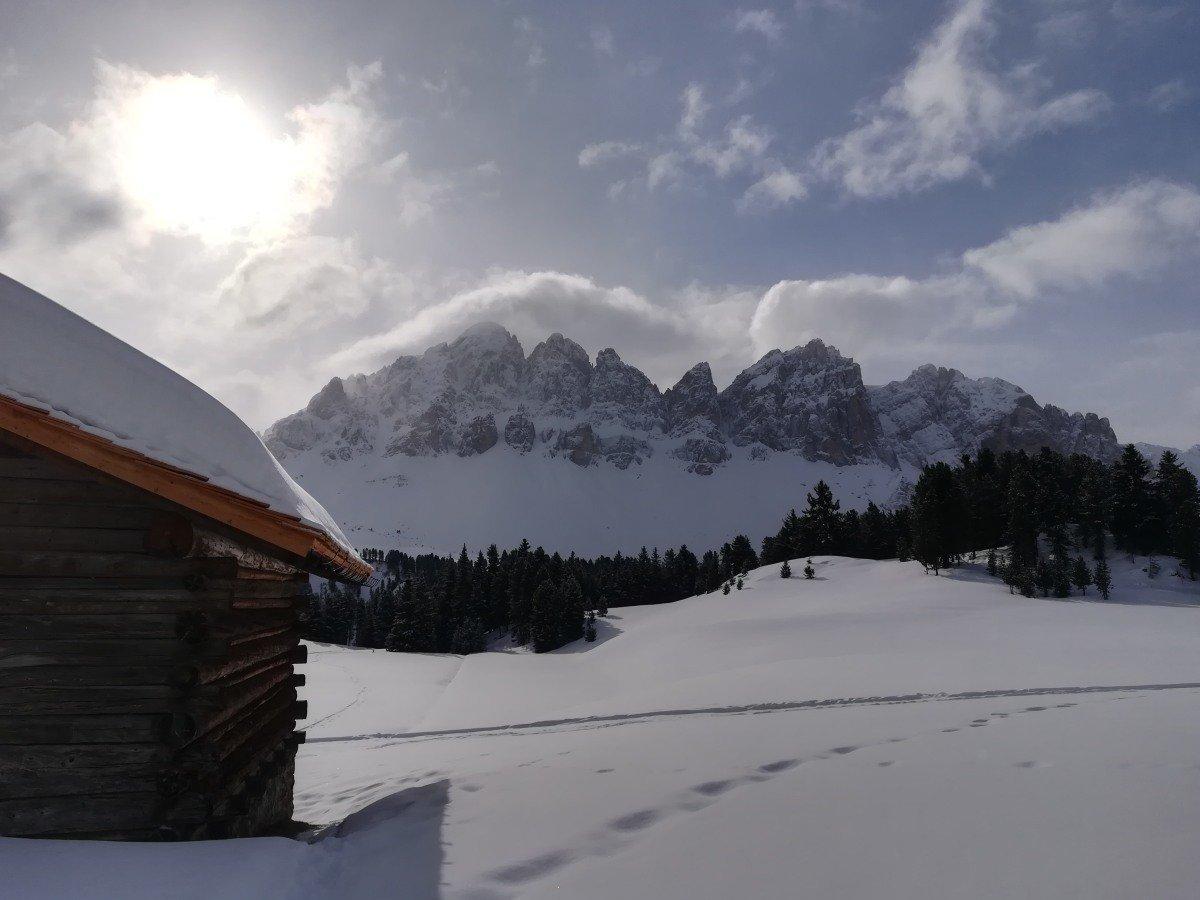 Auszeit in den Bergen