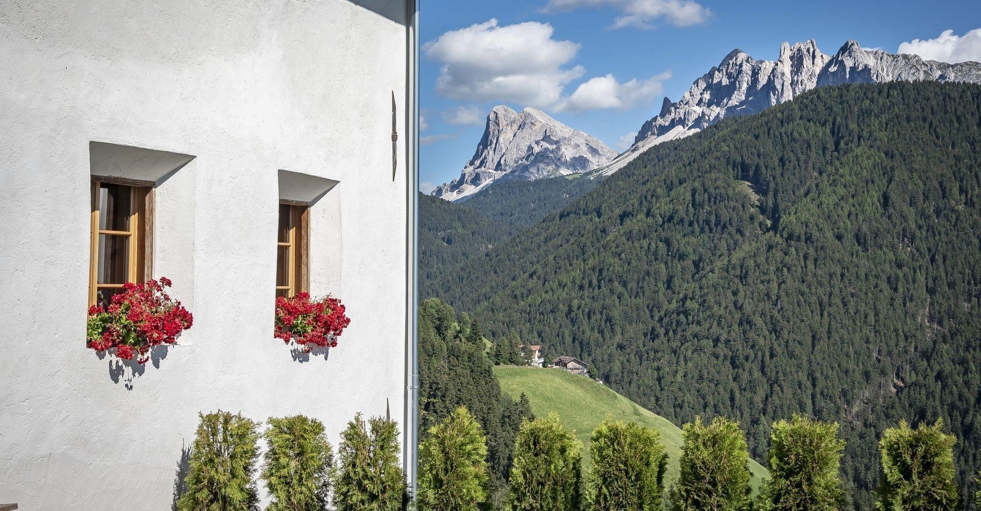 Urlaub auf dem Bauernhof in Afers bei Brixen im Eisacktal